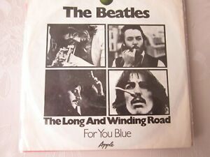 The Beatles           The Long And Winding Road
