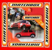 MATCHBOX 2020  ´03 MINI COOPER S    39/100   NEU&OVP