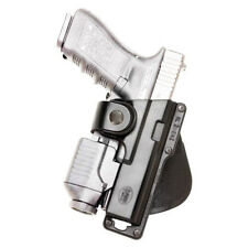 Polymer Right Owb Holster fit Glock 17/19/22/23/34/35 Gen 3/4/5 with laser/light
