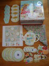 EEboo Tea Party Game (Complete) Excellent Condition