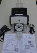 Fujitsu fi-6130Z Duplex Sheet-Fed Document Scanner in Very-Good Condition
