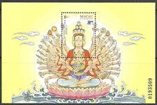 China Macau - Legenden und Mythen (II): Kun Iam postfrisch Block 28 Mi. Nr. 803