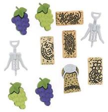 Dress it Up Buttons - Uncorked