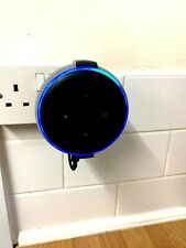 Fits Amazon Echo Dot 3rd Gen Generation Plug Socket Wall Mount Bracket Holder