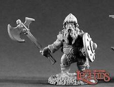 Reaper Miniatures 02274: DERN IRONFIST