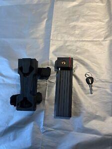ABUS uGrip Bordo 5700 Folding Lock black 80cm