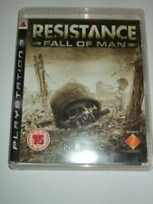 "Resistance Fall Of Man Playstation 3   PS3 ""FREE UK P&P"""