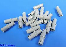 LEGO technique Nr- 4211807 / Pin Connecteur à broches gris clair / 20 Pièces
