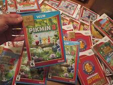 Pikmin 3 Nintendo Wii U NINTENDO SELECTS SERIES RARE VIDEOGAME NEW SEALED