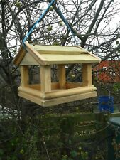 ,UNTREATED HANGING BIRD TABLE.