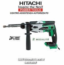 TASSELLATORE A BATTERIA DH18DSL SOLO CORPO MACCHINA 2 MODALITA' SDS PLUS HITACHI