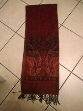 Neues Angebot NEU – rot burgund Perser - 100% Kaschmir Pashmina Schal Wrap-Geschenkidee