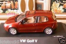 VW VOLKSWAGEN GOLF V 3 PORTES SCHUCO 1/43 GERMANY NEUER