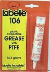 LaBelle Lubricant #106 -- Multi-Purpose Grease with PTFE (Plastic Compatible)