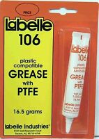 LaBelle Lubricant #106 -- Multi-Purpose Grease with PTFE (Plastic Compatible)