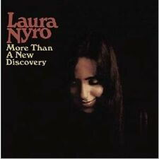 More Than a New Discovery by Laura Nyro (CD, Jan-2008, Rev-Ola Records)