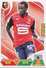 PITROIPA # BURKINA STADE RENNAIS.FC TRADING CARDS ADRENALYN PANINI FOOT 2013
