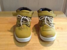 One Pair Toys R Us Koala Kids Youth Size 10 Hi-Top Shoes Used