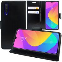 """Étui Housse Portefeuille En Cuir Antichoc Xiaomi Mi 9 Lite/ Mi A3 Lite 6.39"""""""