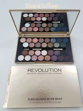 Makeup Revolution Fortune Favours The Brave 30 Shades Eyeshadows Palette