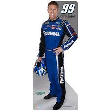 CARL EDWARDS #99 NASCAR Auto Racing CARDBOARD CUTOUT Standup Standee Poster F/S