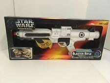 1996 Star Wars Electronic Blaster Rifle BlasTech E-11