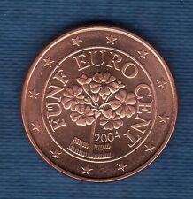 Autriche 2004 - 5 centimes d'Euro