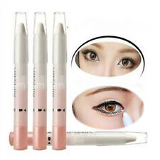 White Multipurpose Pearl Eye Shadow Eyeliner Pencil Pen Make Up Beauty Cosmetic