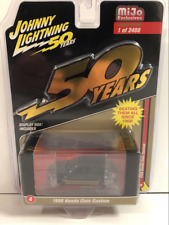 1998 Honda Civic Custom 50 Year Anniversary Johnny Lightning JLCP7197