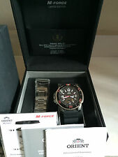 Orient x STi Limited Edition Watch ~COLLECTOR SERIES