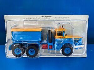 1/43 Collection Berliet N°84 TBO 15 M3 6x4 HC TRANSPORTS MILLON CAMION HACHETTE
