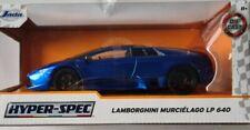 Jada 1/24 Hyper-spec Lamborghini Murcielago LP 640 Diecast