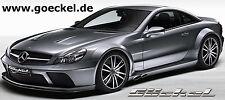 Mercedes SL R230 -04.08 AMG 65-Look Black Series Facelif Komplettumbau Bodykit A