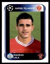 Panini Champions League 2010-2011 Mahran Lala Hapoel Tel-Aviv FC No. 139