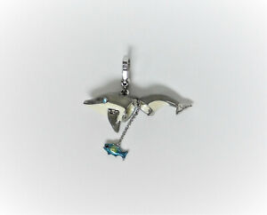 Juicy Couture 2010 Dolphin Charm YJRU3872