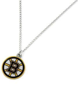 BOSTON BRUINS - TEAM LOGO - PENDANT - BRAND NEW - NHL-PD-080-07