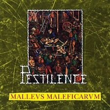 PESTILENCE-MALLEUS MALEFICARUM CD NEW