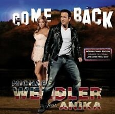 MICHAEL WENDLER FEAT. ANIKA: COME BACK (INTERNATIONAL EDITION) CD 14 TRACKS NEU
