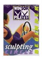 Winsor Pilates: Sculpting Circle Beginner (DVD) R- ALL, NEW, free post Aus-wide