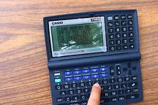 Vintage Casio SF-5780 BOSS Illuminator Backlight 256 KB PDA Tested Working A1