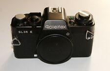 Rolleiflex SL35E 35 mm SLR Film Camera BODY Rollei Mount