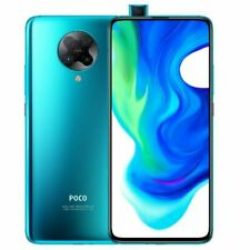 Xiaomi Poco F2 Pro 6GB RAM 128GB ROM Neon Blue - Ex Campionatura