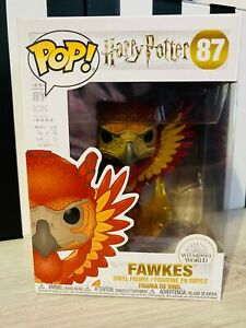 Funko Pop Harry Potter 87 Fawkes