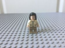 Lego Indiana Jones- Marion Ravenwood- Tan Outfit Minifigure from Set:7625 NEW