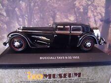 1/43  Ixo museum  BUCCIALI TAV3-32 1932   MUS032