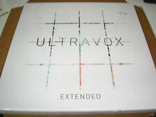 Ultravox - Extended 4 x LP box set new sealed remix collection Chrysalis