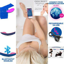 Panty Massager BlueMotion NEX1 Wearable Bluetooth WiFi with iPhone Ipad Android