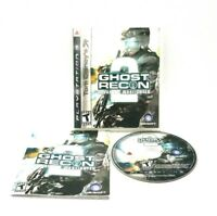 Tom Clancy's Ghost Recon 2 Advanced Warfighter Sony PlayStation 3 PS3 Complete