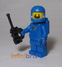 Lego Benny from sets 70810 + 70816 Lego Movie Blue Spaceman GENUINE + NEW tlm057