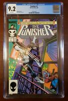 The Punisher #1 CGC 9.2 (Jul 1987, Marvel)